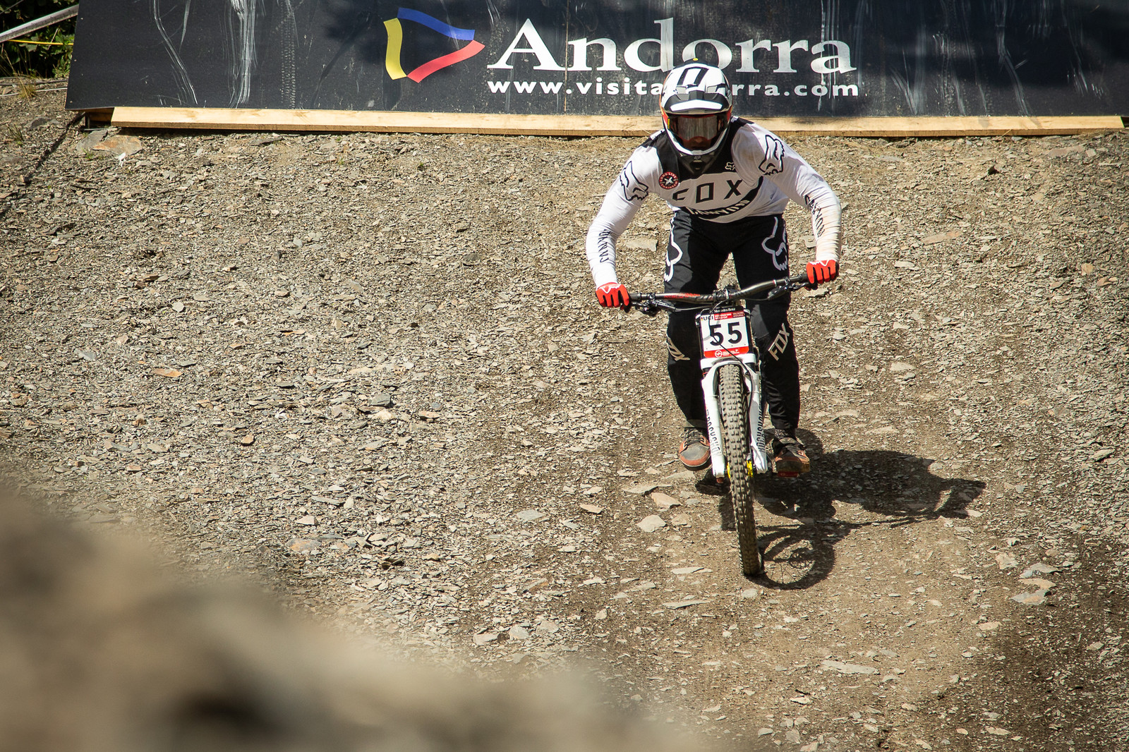Magnus Manson - G-Out Project - Andorra World Cup DH - Mountain Biking Pictures - Vital MTB