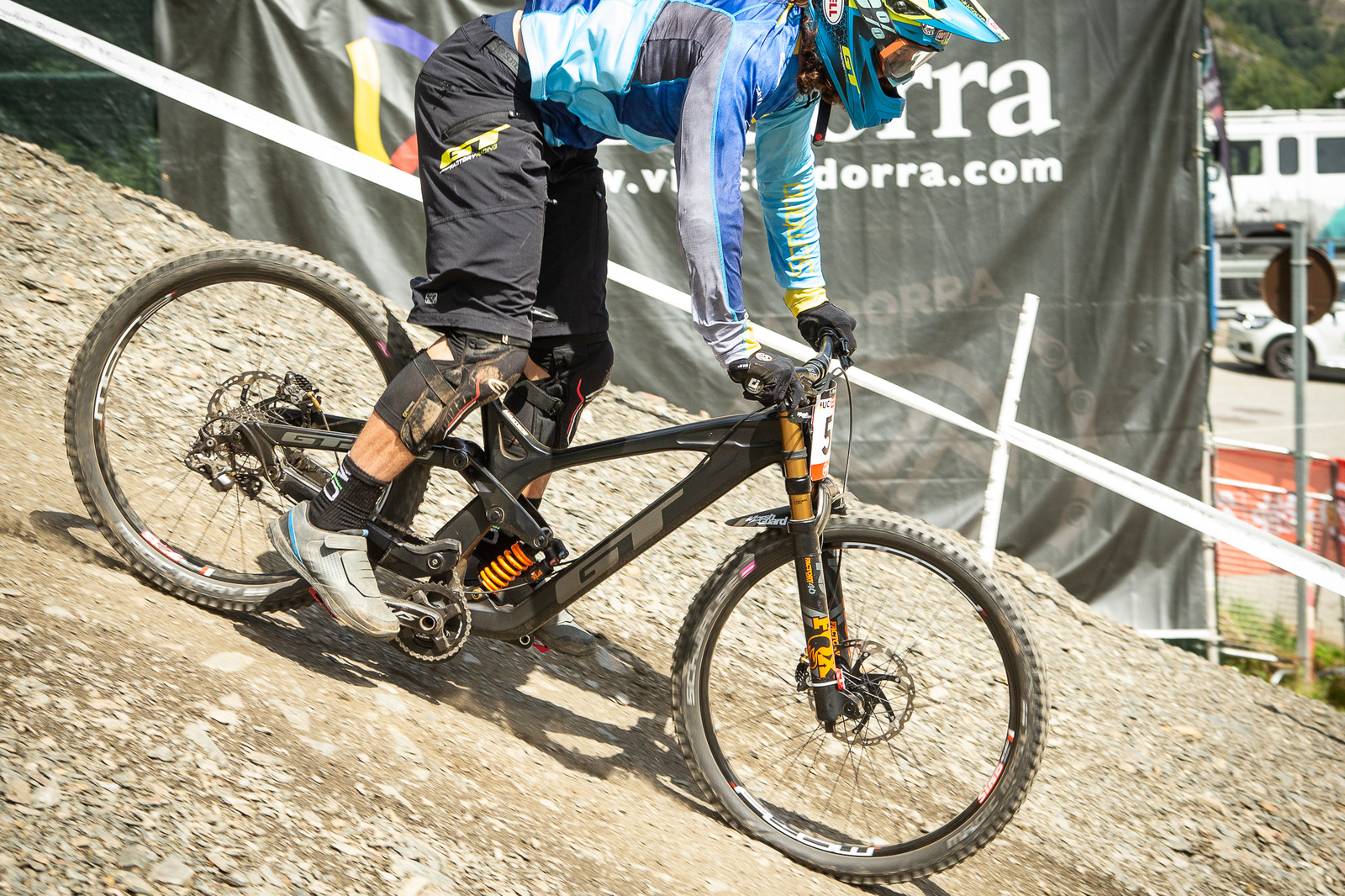 Wyn Masters Prototype GT - G-Out Project - Andorra World Cup DH - Mountain Biking Pictures - Vital MTB