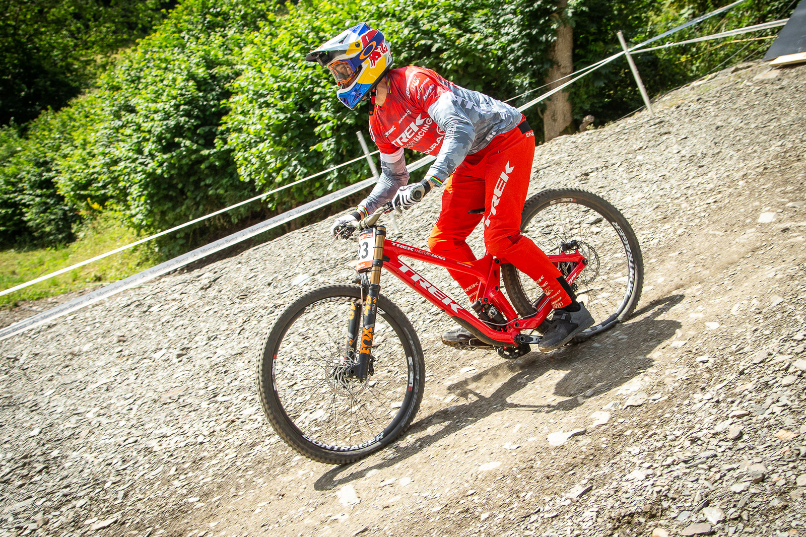 Gee Atherton Trek Session 29 - G-Out Project - Andorra World Cup DH - Mountain Biking Pictures - Vital MTB