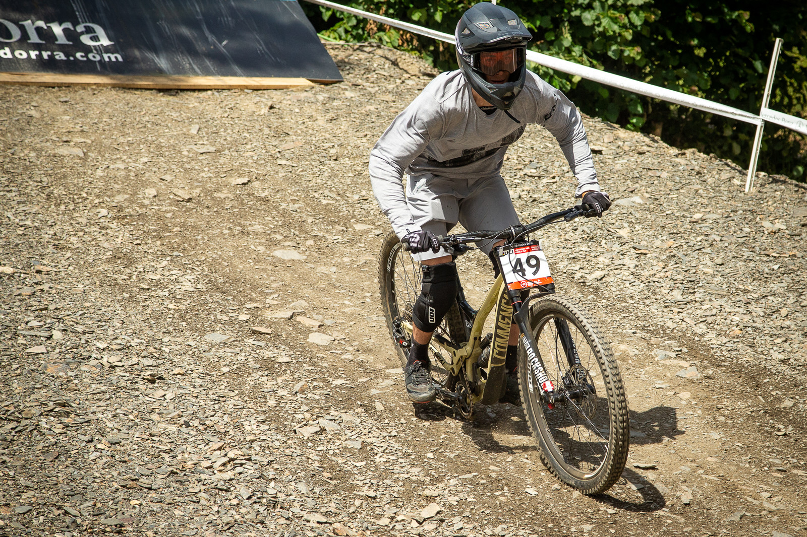 Hugo Frixtalon Commencal - G-Out Project - Andorra World Cup DH - Mountain Biking Pictures - Vital MTB
