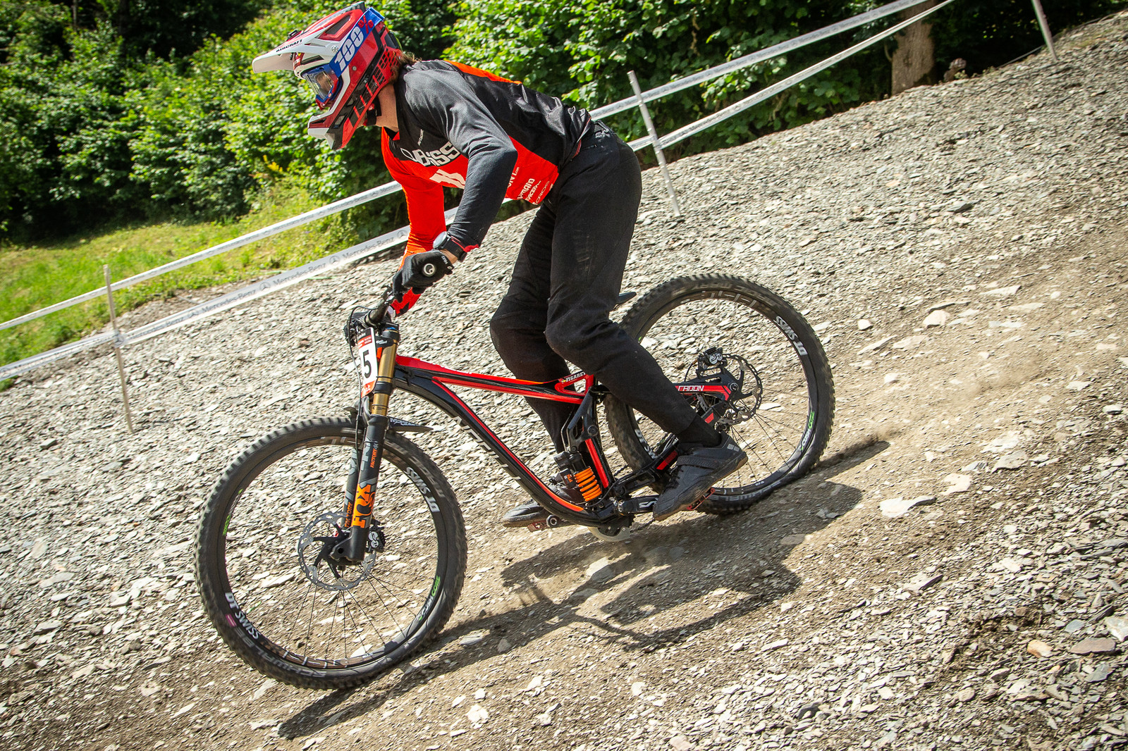Radon - G-Out Project - Andorra World Cup DH - Mountain Biking Pictures - Vital MTB