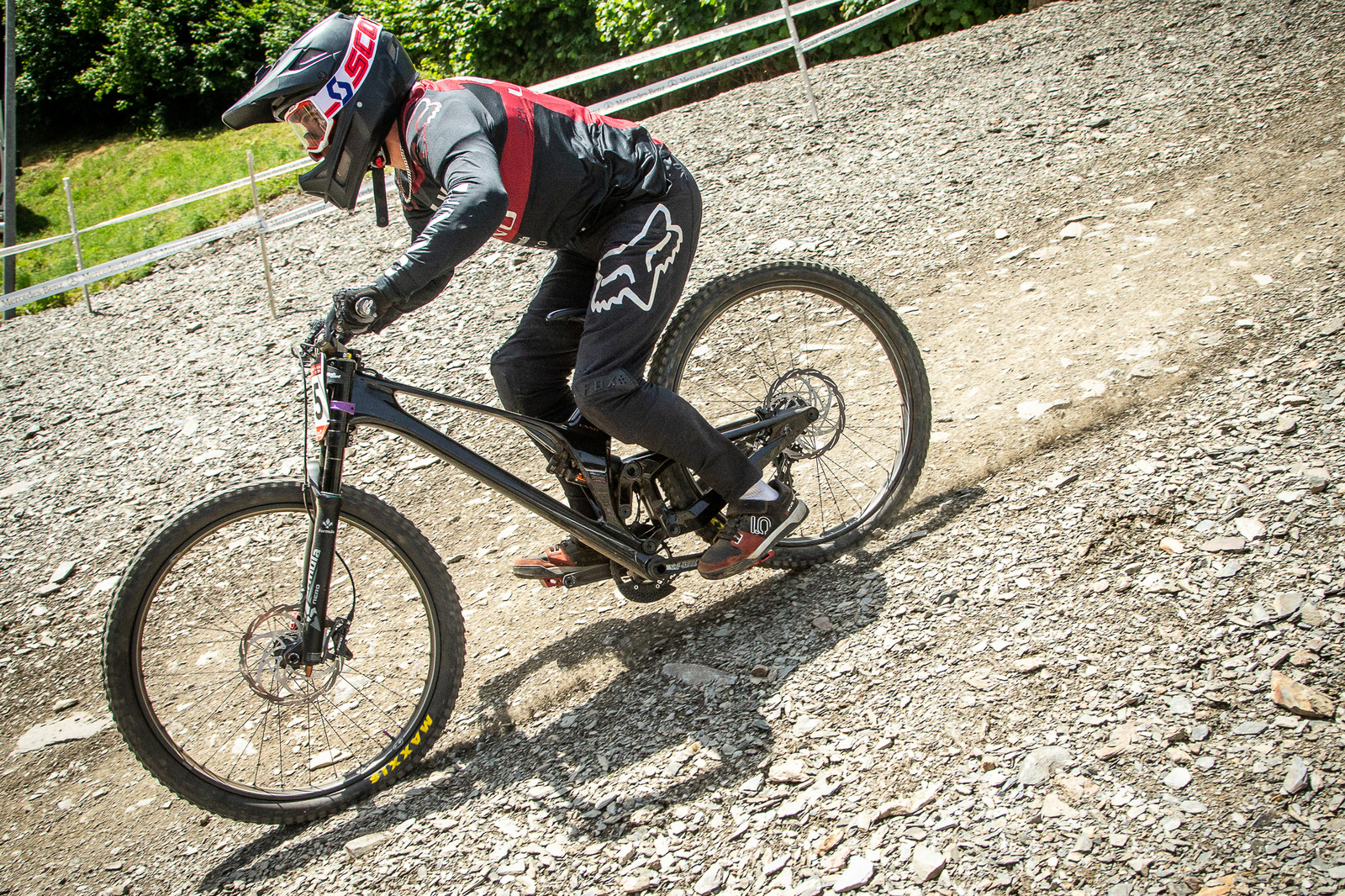 Taylor Vernon Unno Ever - G-Out Project - Andorra World Cup DH - Mountain Biking Pictures - Vital MTB