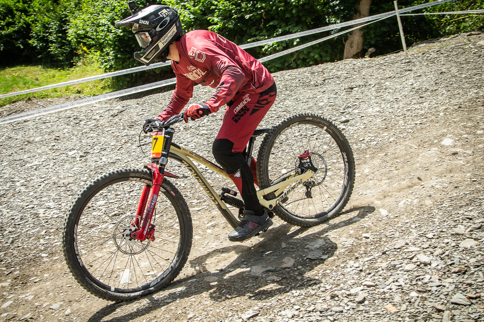 Remi Thirion Commencal - G-Out Project - Andorra World Cup DH - Mountain Biking Pictures - Vital MTB