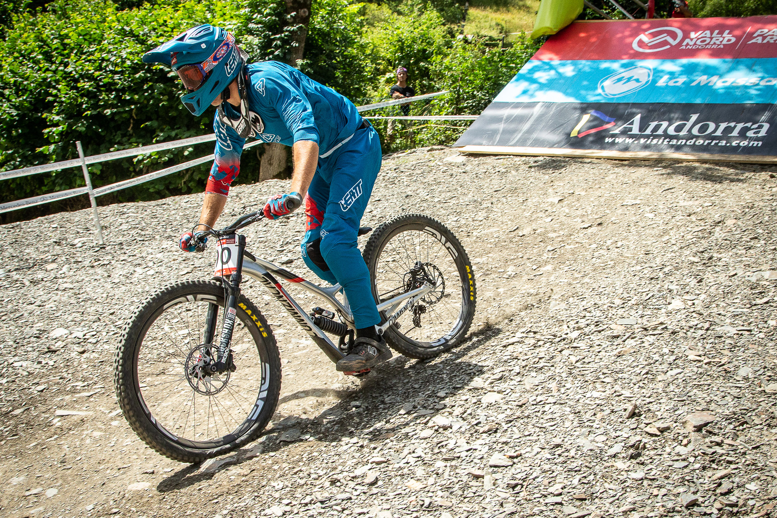 Commencal - G-Out Project - Andorra World Cup DH - Mountain Biking Pictures - Vital MTB