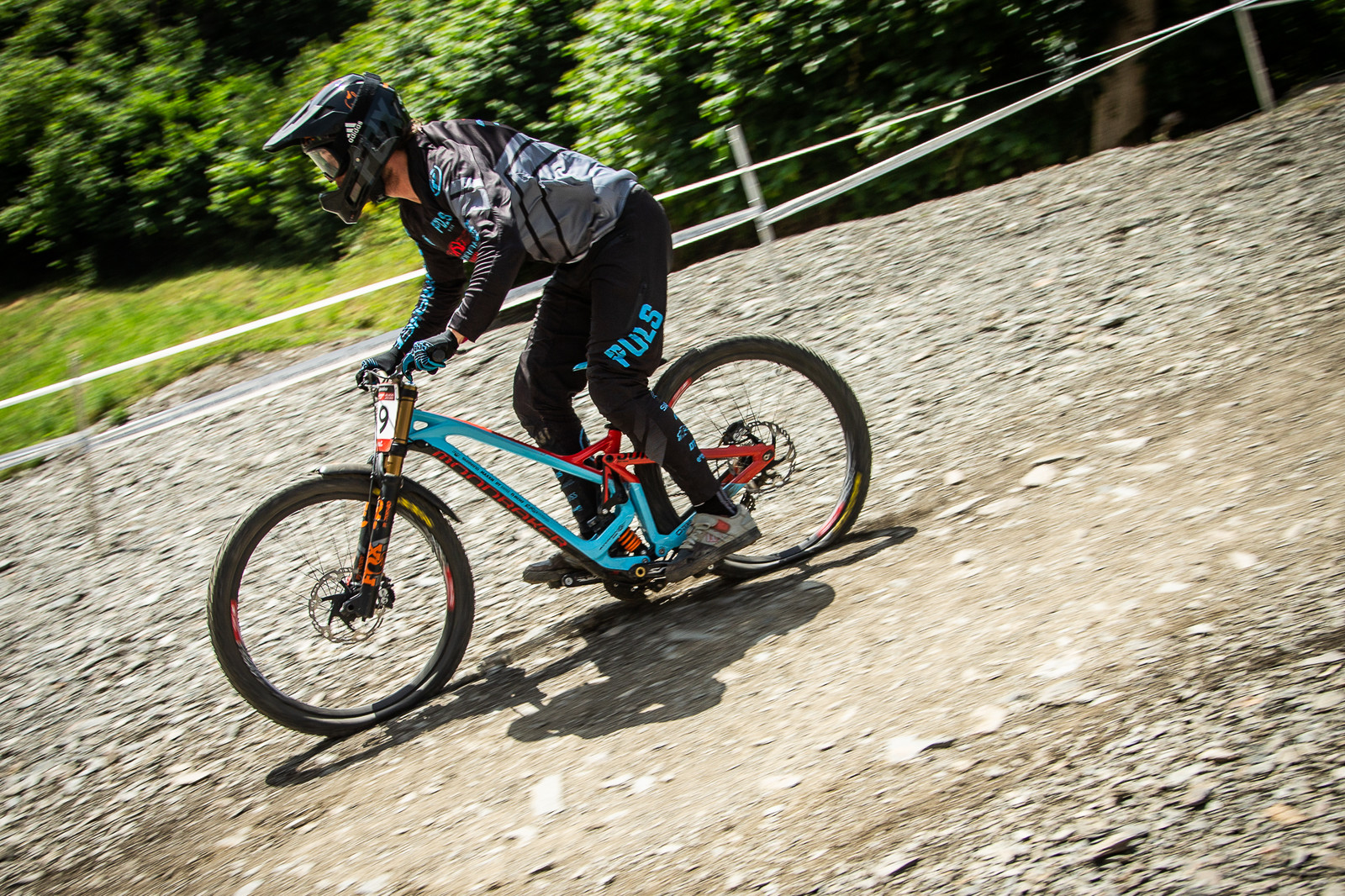 Mondraker Summum - G-Out Project - Andorra World Cup DH - Mountain Biking Pictures - Vital MTB
