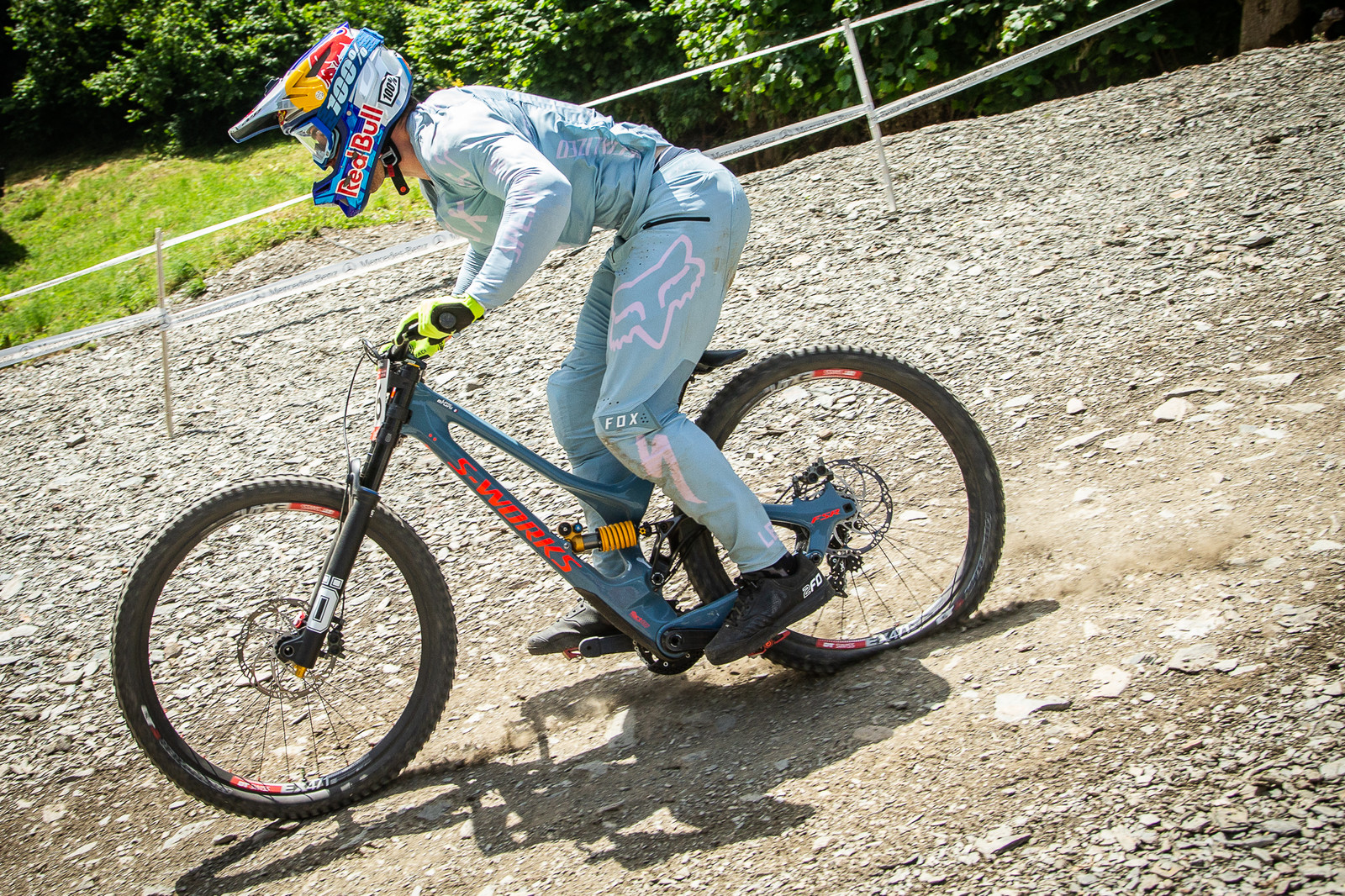 Loic Bruni Specialized Demo - G-Out Project - Andorra World Cup DH - Mountain Biking Pictures - Vital MTB