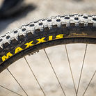 Maxxis Minion DHR II Rear Tire with Breaker Construction