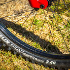 Jerome's unbranded, raw carbon rims