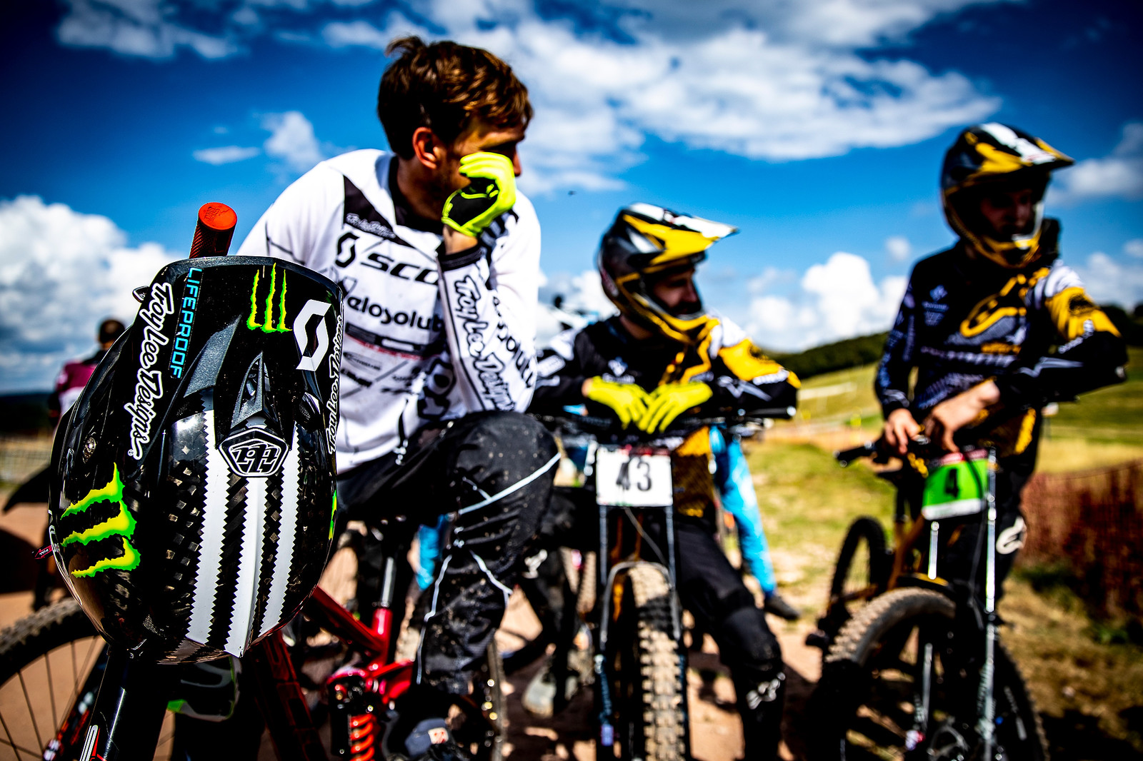 Adidas Is That You? - PIT BITS - La Bresse World Cup Downhill - Mountain Biking Pictures - Vital MTB