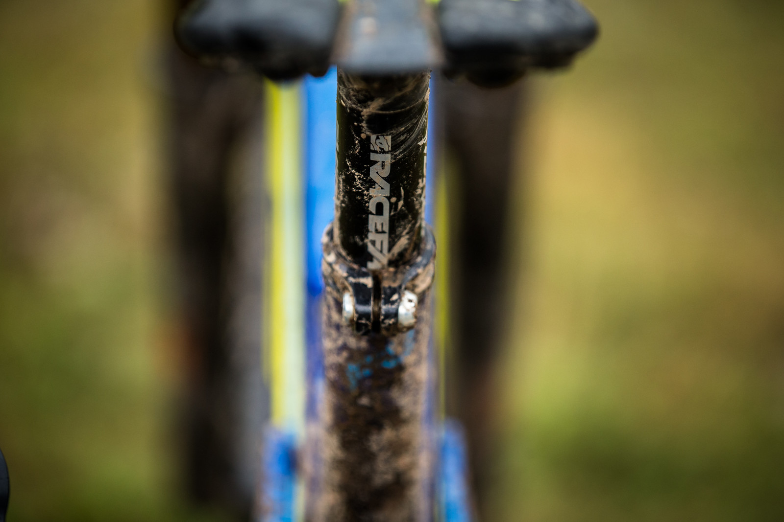 Race Face Post - WINNING BIKE - Martin Maes' GT Fury - Mountain Biking Pictures - Vital MTB