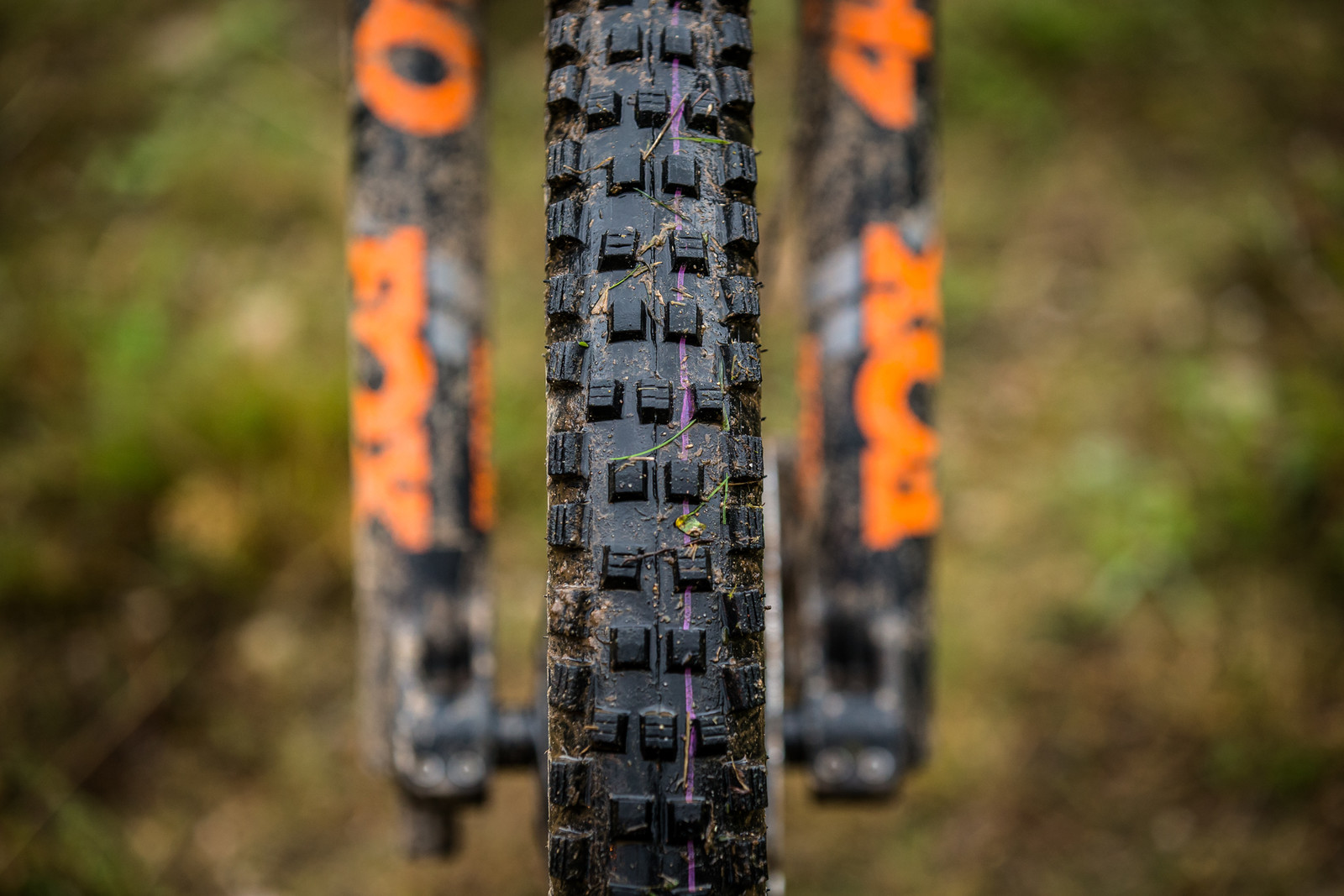 Schwalbe Magic Mary Front Tire - WINNING BIKE - Martin Maes' GT Fury - Mountain Biking Pictures - Vital MTB