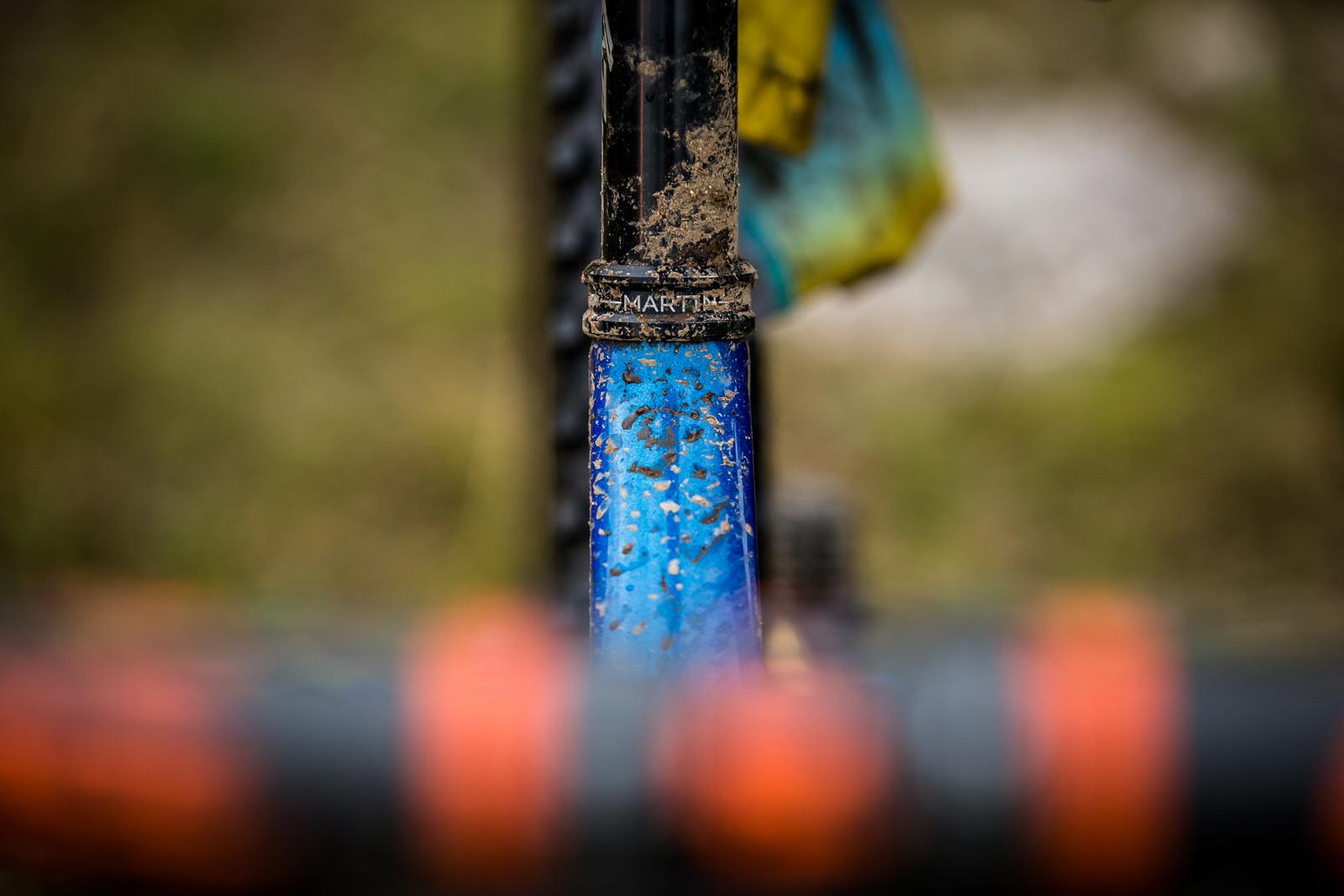 Little Details - WINNING BIKE - Martin Maes' GT Fury - Mountain Biking Pictures - Vital MTB