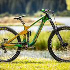 WORLD CHAMPS BIKE - Connor Fearon's Kona Operator