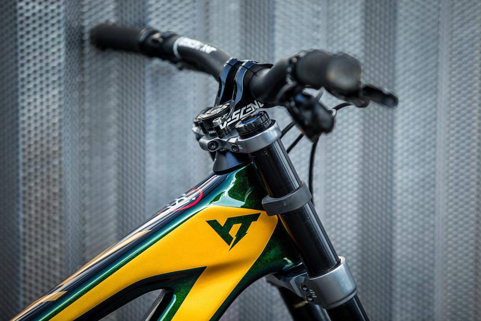 Rise Up - WORLD CHAMPS BIKE - Johann Potgieter's YT TUES - Mountain Biking Pictures - Vital MTB