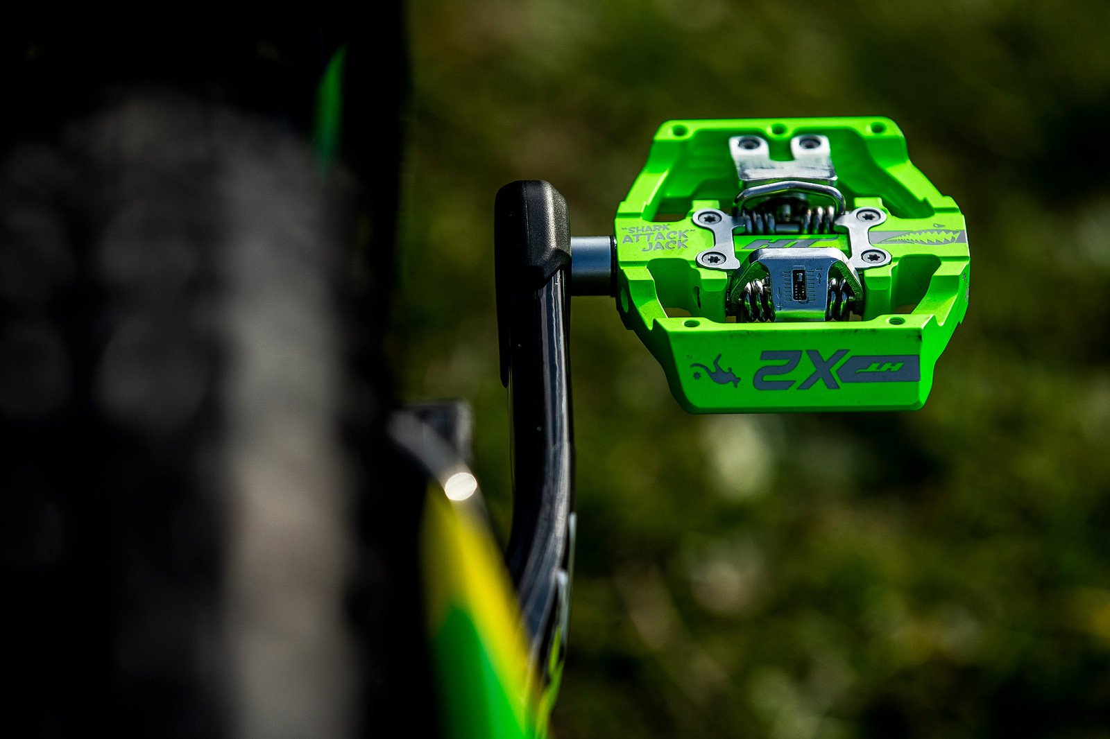 HT Pedals - WORLD CHAMPS BIKE - Jack Moir's Intense M29 - Mountain Biking Pictures - Vital MTB