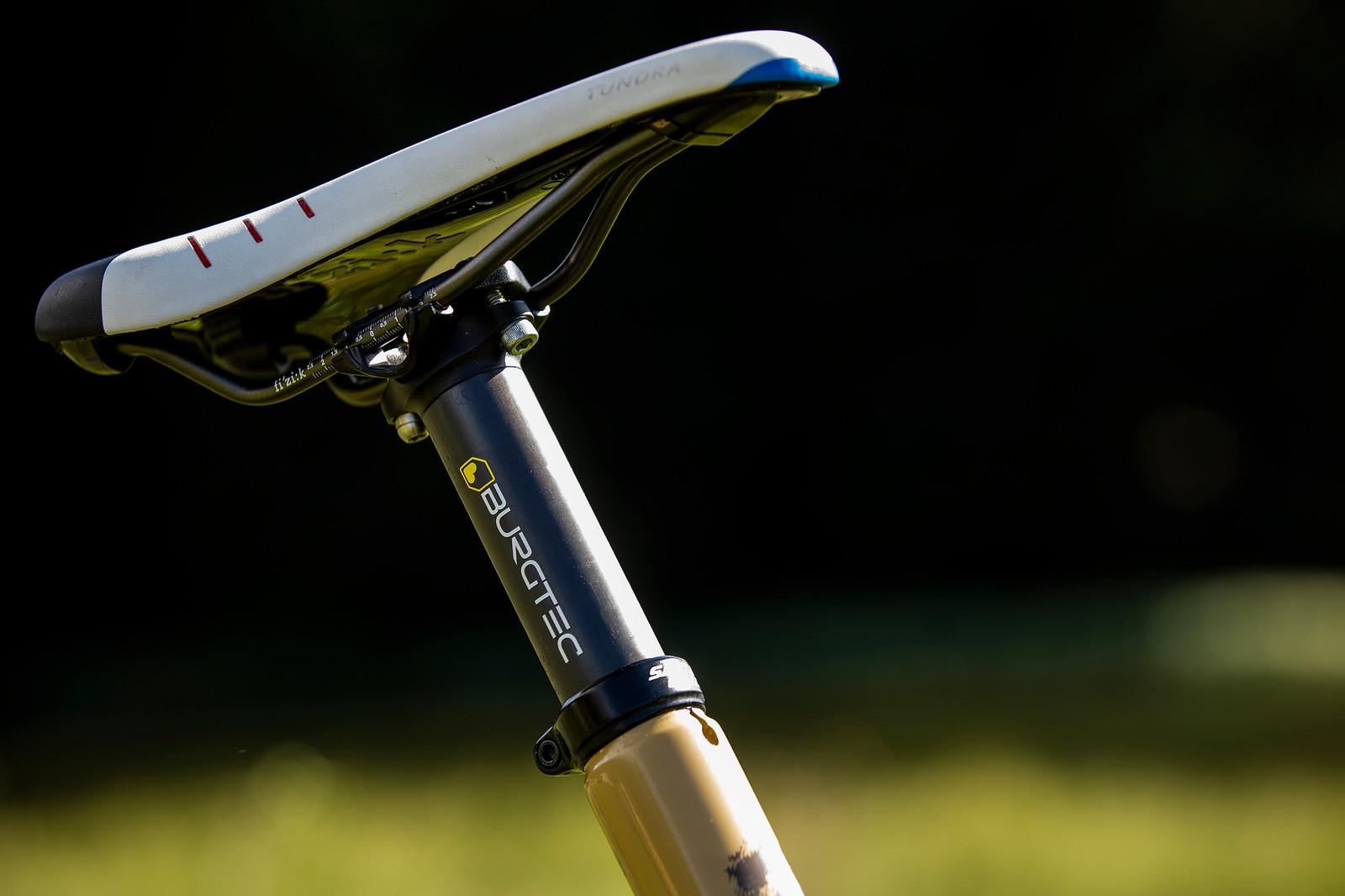 Angled - WORLD CHAMPS BIKE - Greg Minnaar's Santa Cruz V10 - Mountain Biking Pictures - Vital MTB