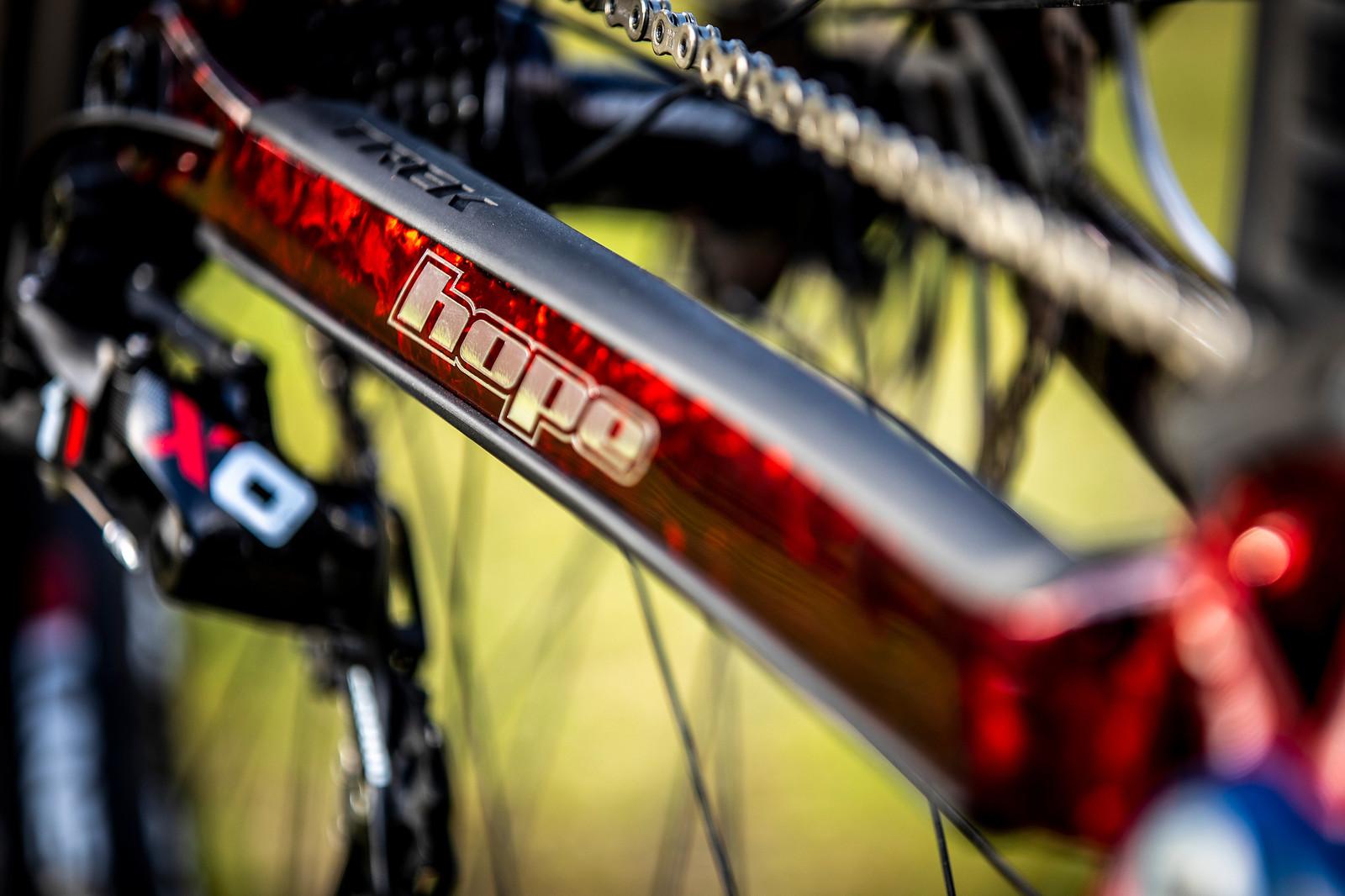 A New Hope - WORLD CHAMPS BIKE - Kade Edwards' Trek Session - Mountain Biking Pictures - Vital MTB