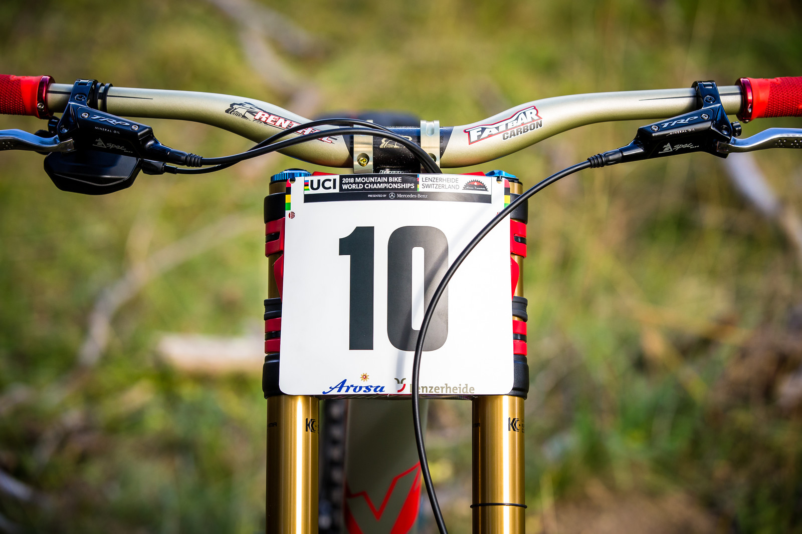 So Clean - WORLD CHAMPS BIKE - Aaron Gwin's YT TUES - Mountain Biking Pictures - Vital MTB