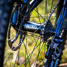 Aaron Gwin's Signature Wheels and Prototype TRP Derailleur
