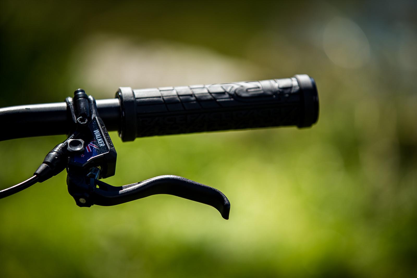 Magura Goods - WORLD CHAMPS BIKES - Matt Walker and Max Hartenstern's Cubes - Mountain Biking Pictures - Vital MTB