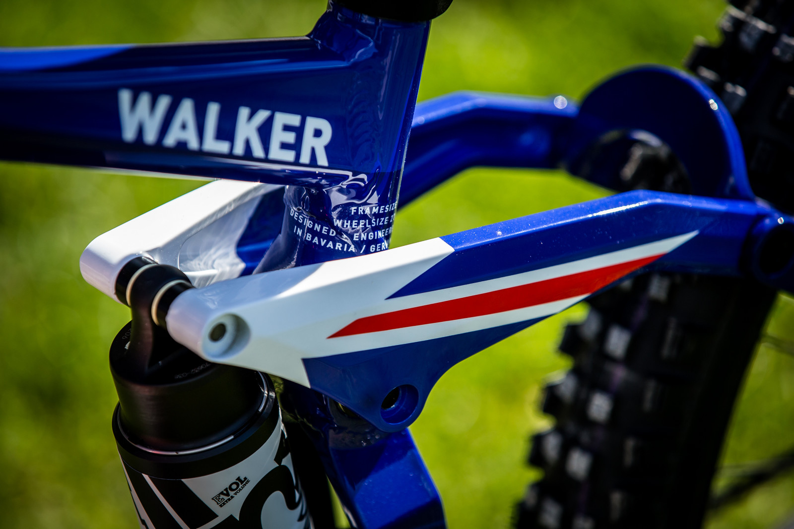 More Like Sprinter - WORLD CHAMPS BIKES - Matt Walker and Max Hartenstern's Cubes - Mountain Biking Pictures - Vital MTB