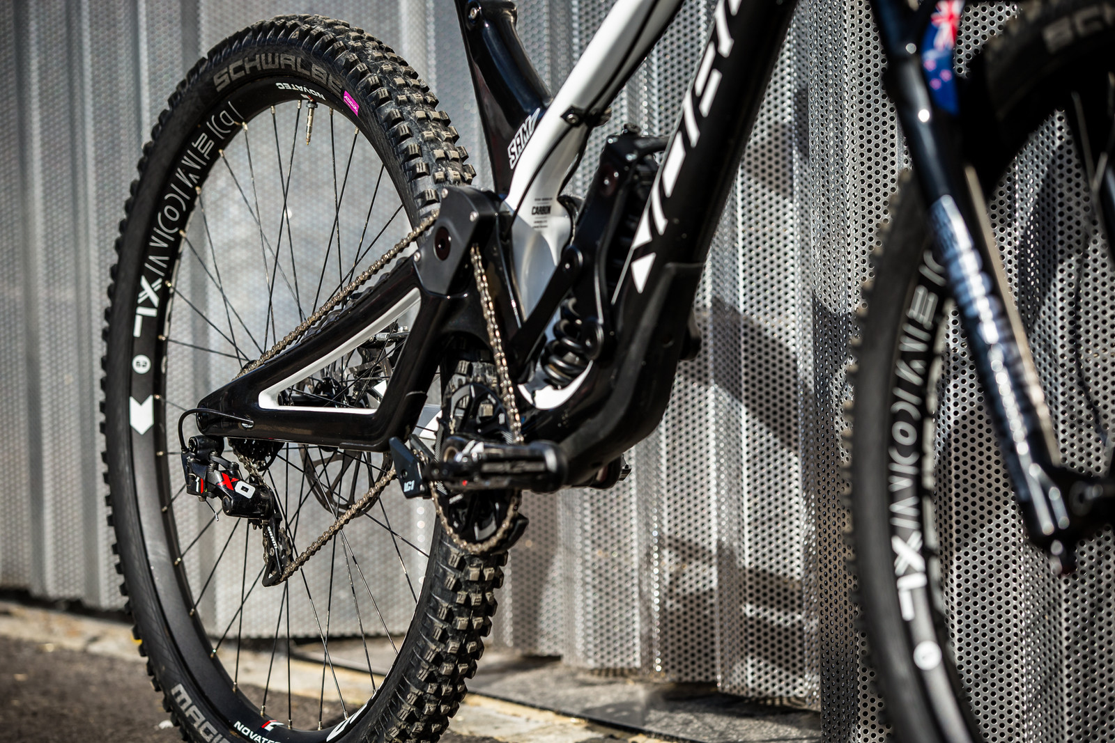 The HSP Goodness - WORLD CHAMPS BIKES - Sam Blenkinsop and Henry Fitzgerald's Norco Aurum HSP's - Mountain Biking Pictures - Vital MTB
