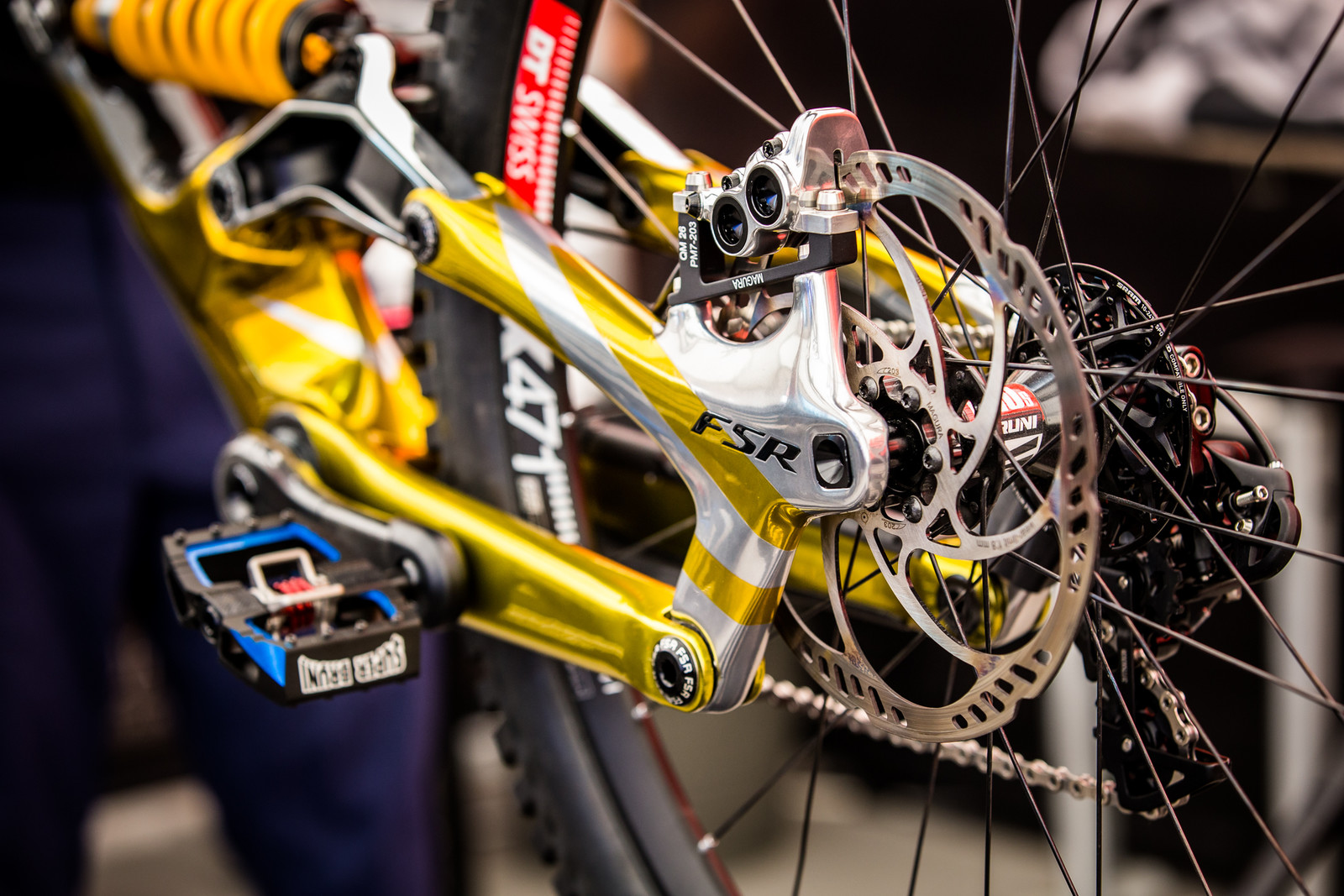 Still Drooling Over This One. - PIT BITS - WORLD CHAMPS, Lenzerheide - Mountain Biking Pictures - Vital MTB