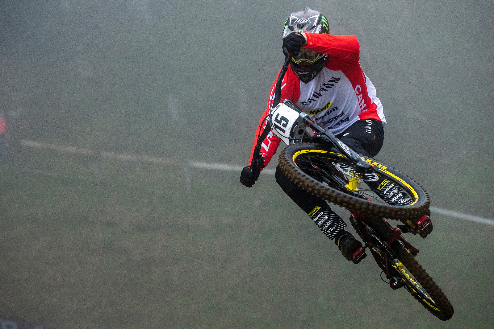 Mark Wallace - WORLD CHAMPS WHIPFEST - Mountain Biking Pictures - Vital MTB