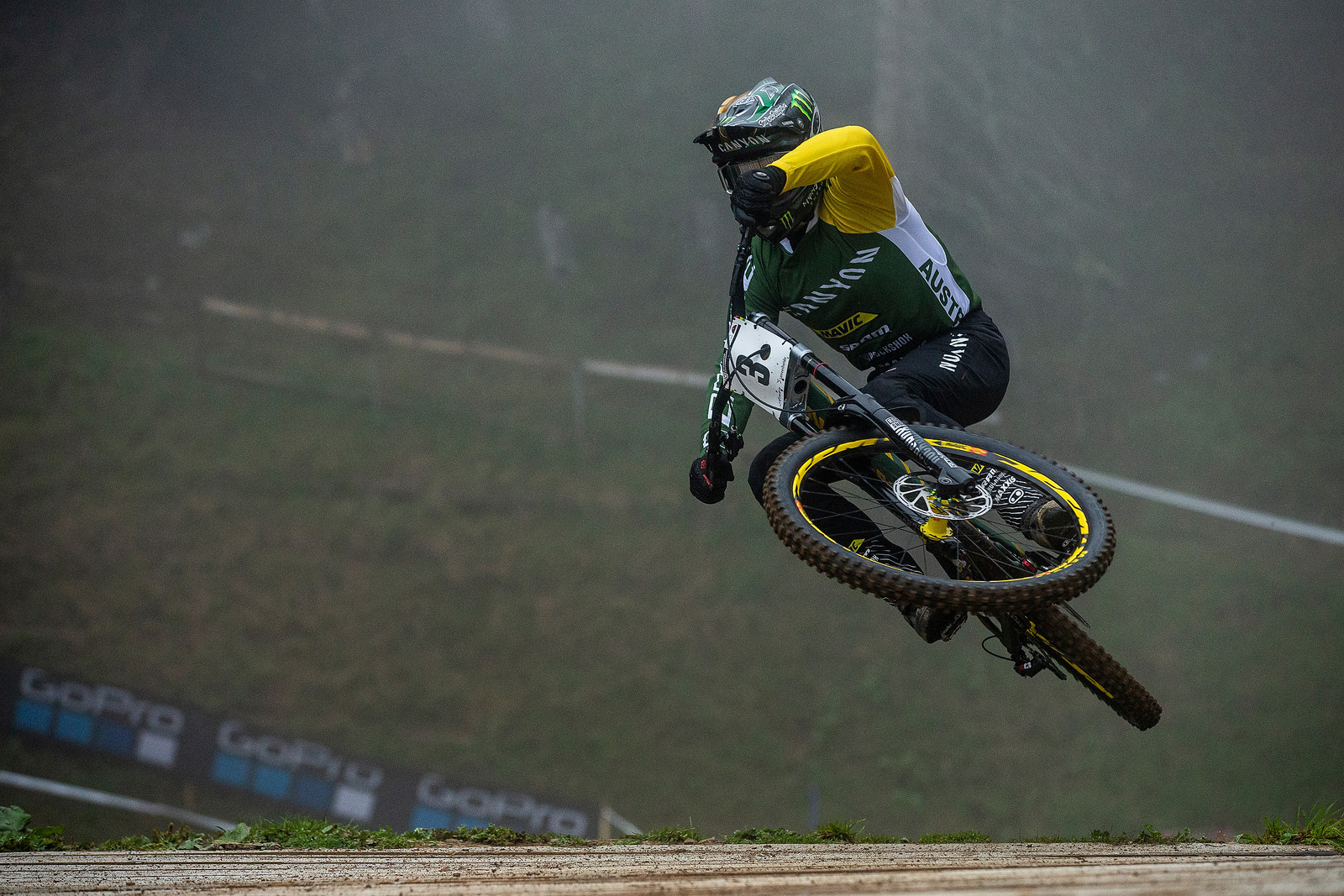 Troy Brosnan - WORLD CHAMPS WHIPFEST - Mountain Biking Pictures - Vital MTB