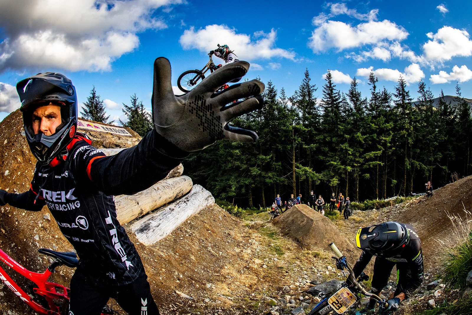 Dan Hand - BIG AIR PHOTO BLAST - RED BULL HARDLINE - Mountain Biking Pictures - Vital MTB