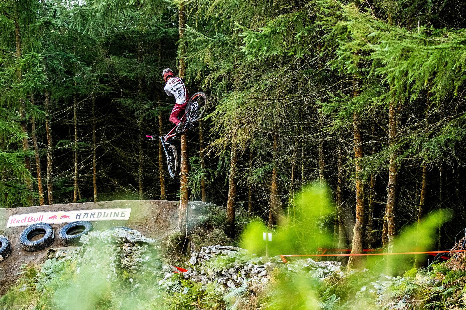 Hippies. - BIG AIR PHOTO BLAST - RED BULL HARDLINE - Mountain Biking Pictures - Vital MTB