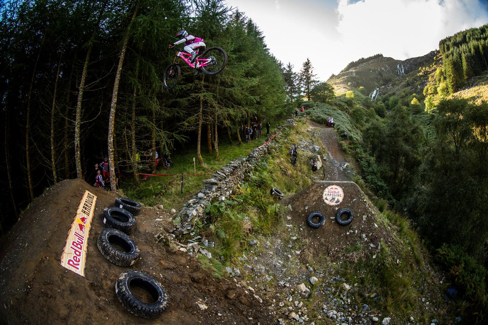 Kaos Kapow - BIG AIR PHOTO BLAST - RED BULL HARDLINE - Mountain Biking Pictures - Vital MTB