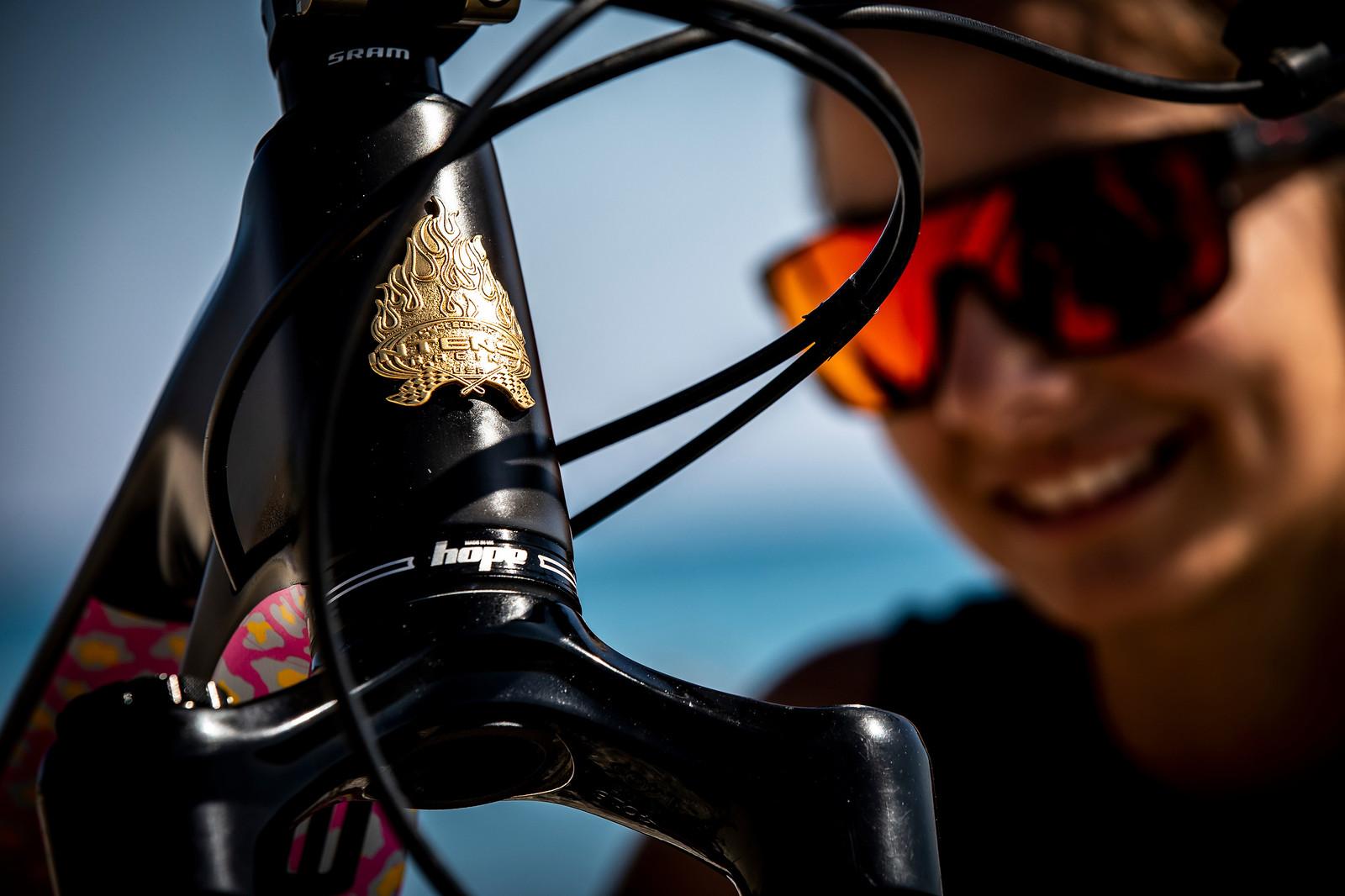 Bling - PIT BITS - Enduro World Series Finale - Mountain Biking Pictures - Vital MTB