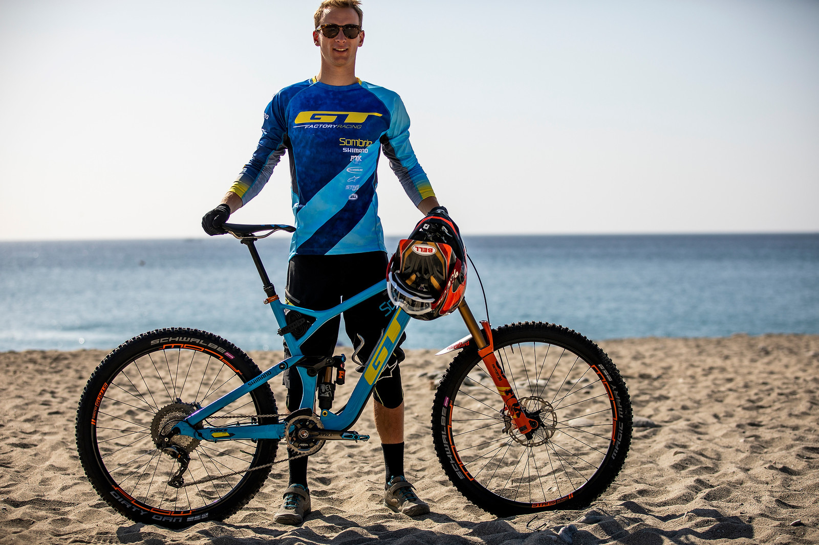 Martin Maes is Fit - PIT BITS - Enduro World Series Finale - Mountain Biking Pictures - Vital MTB