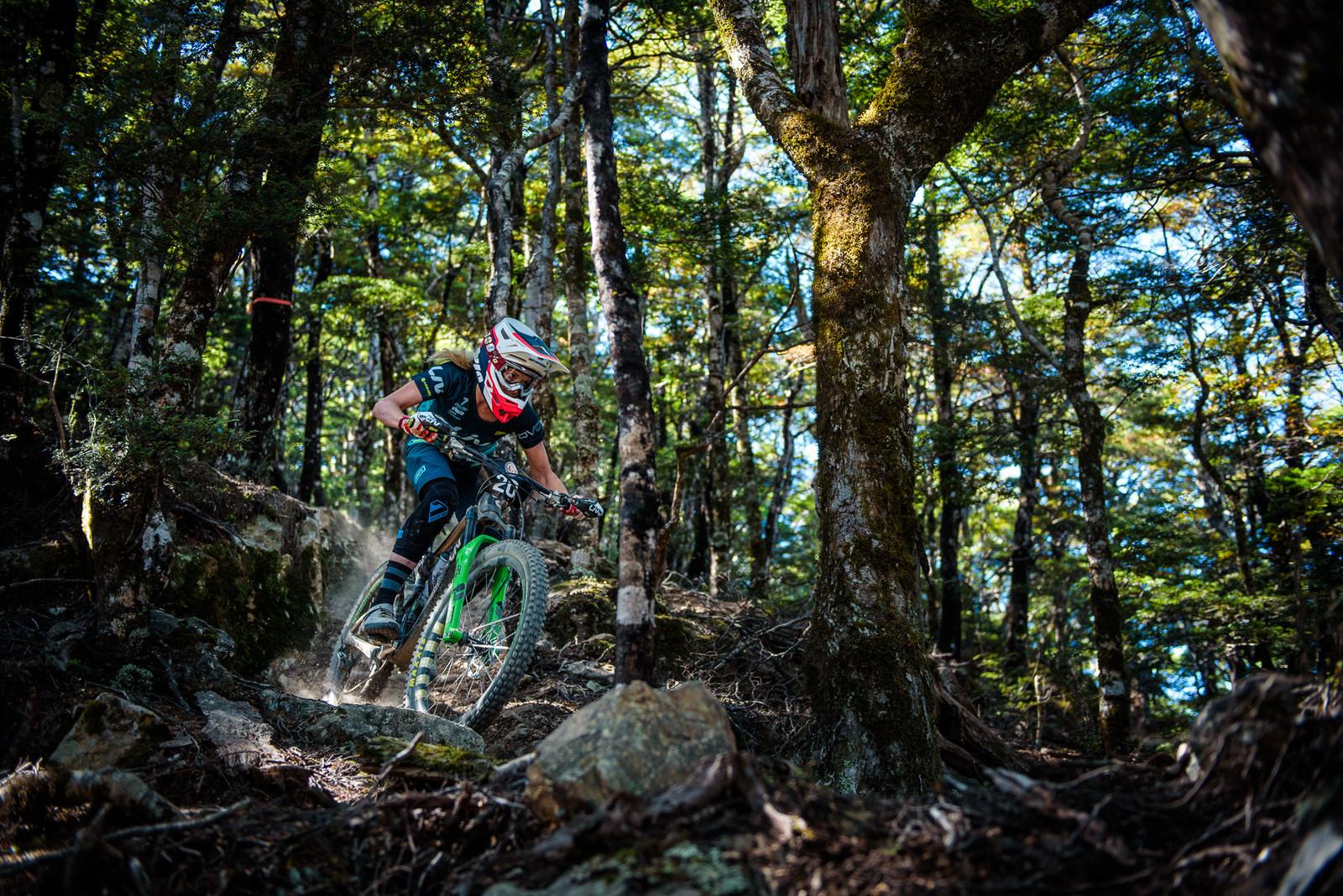 Rae Morrison - 2019 Dodzy Memorial Enduro - Mountain Biking Pictures - Vital MTB