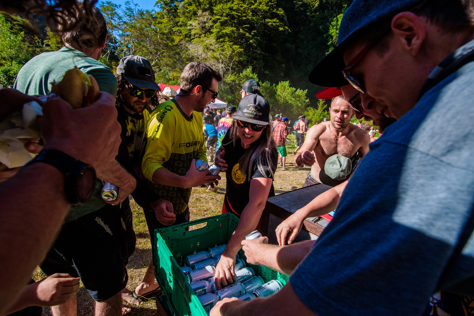 Free Beer - 2019 Dodzy Memorial Enduro - Mountain Biking Pictures - Vital MTB