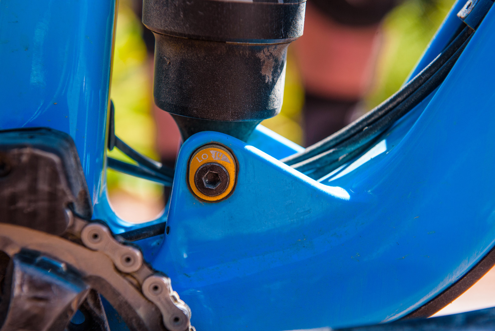 The Low Setting - Pro Bike - Wyn Masters' GT Force, Size XL - Mountain Biking Pictures - Vital MTB