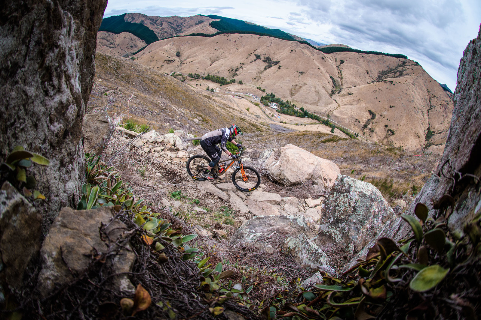 NZenduro19 day 3 DShaw-7896 - 2019 NZ Enduro Day 3 Photo Gallery - Mountain Biking Pictures - Vital MTB
