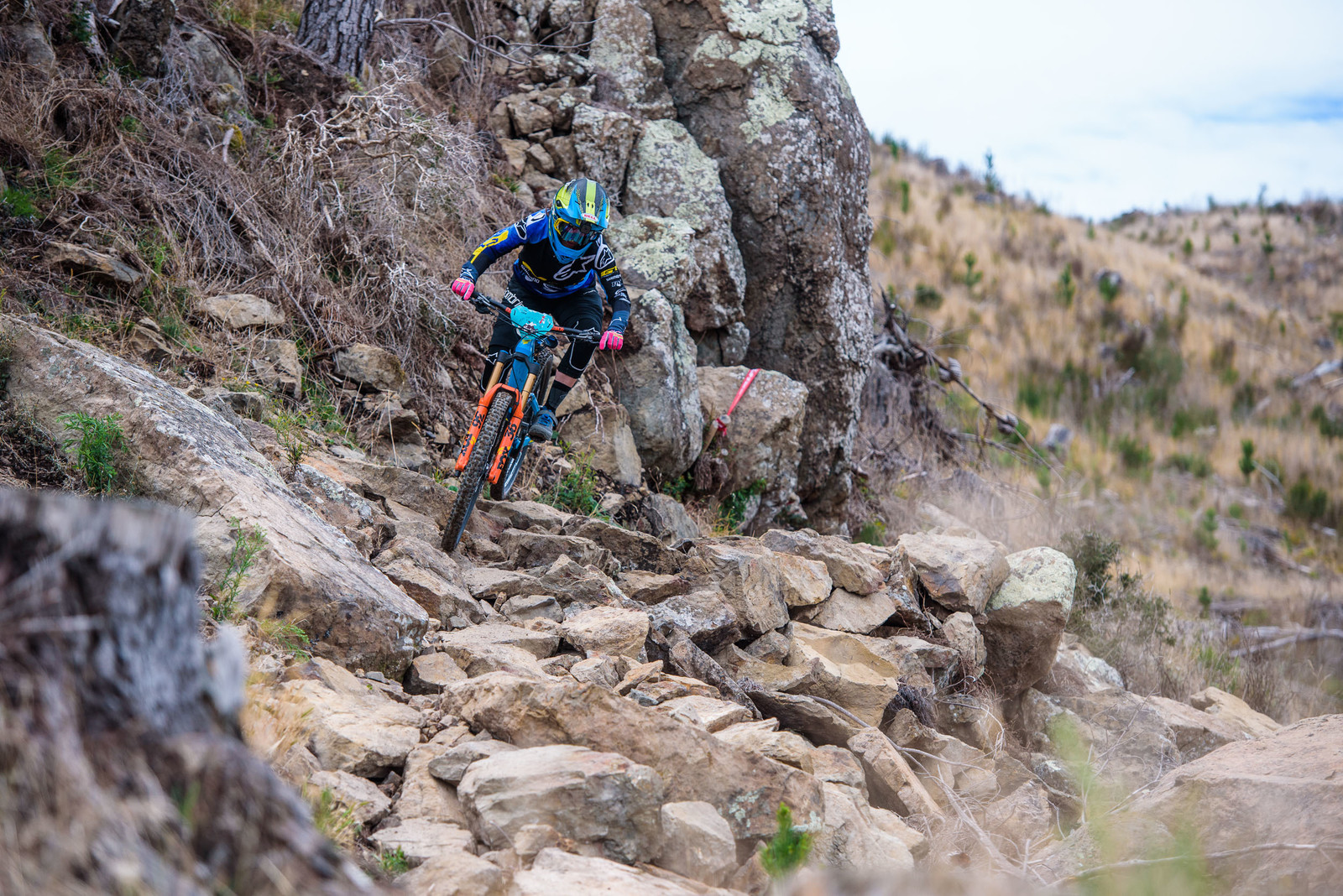 NZenduro19 day 3 DShaw-8540 - 2019 NZ Enduro Day 3 Photo Gallery - Mountain Biking Pictures - Vital MTB