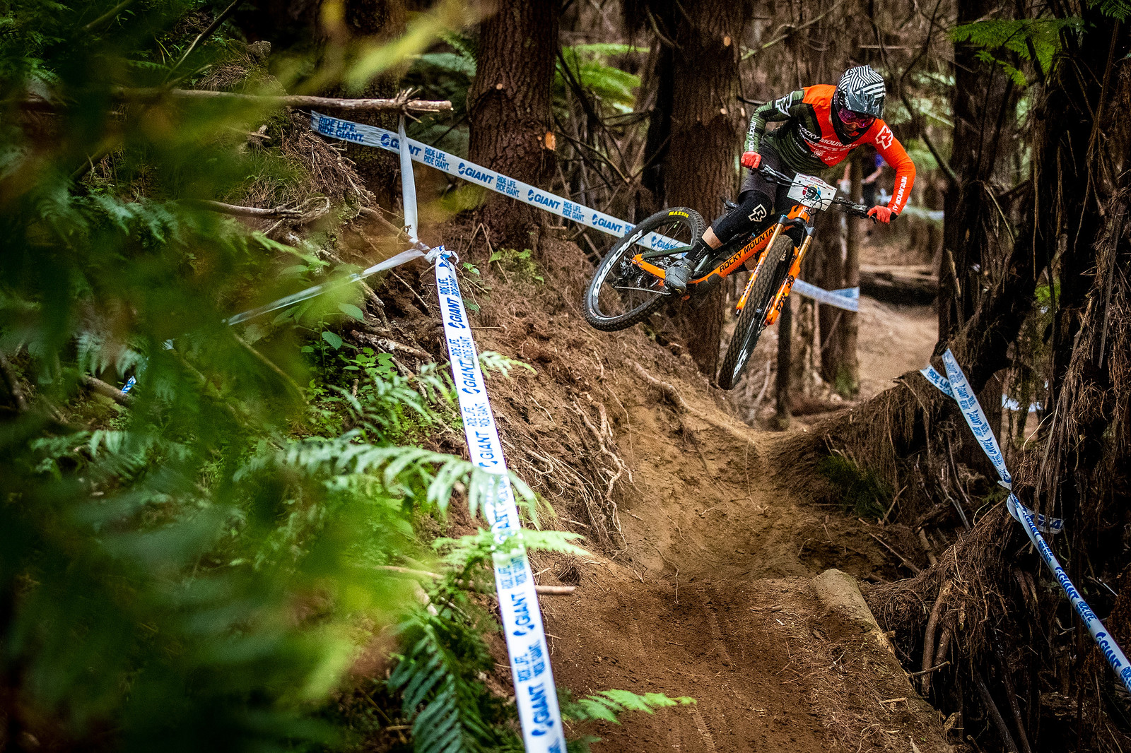 Jesse Melamed - 2019 Enduro World Series Crankworx Rotorua - Mountain Biking Pictures - Vital MTB