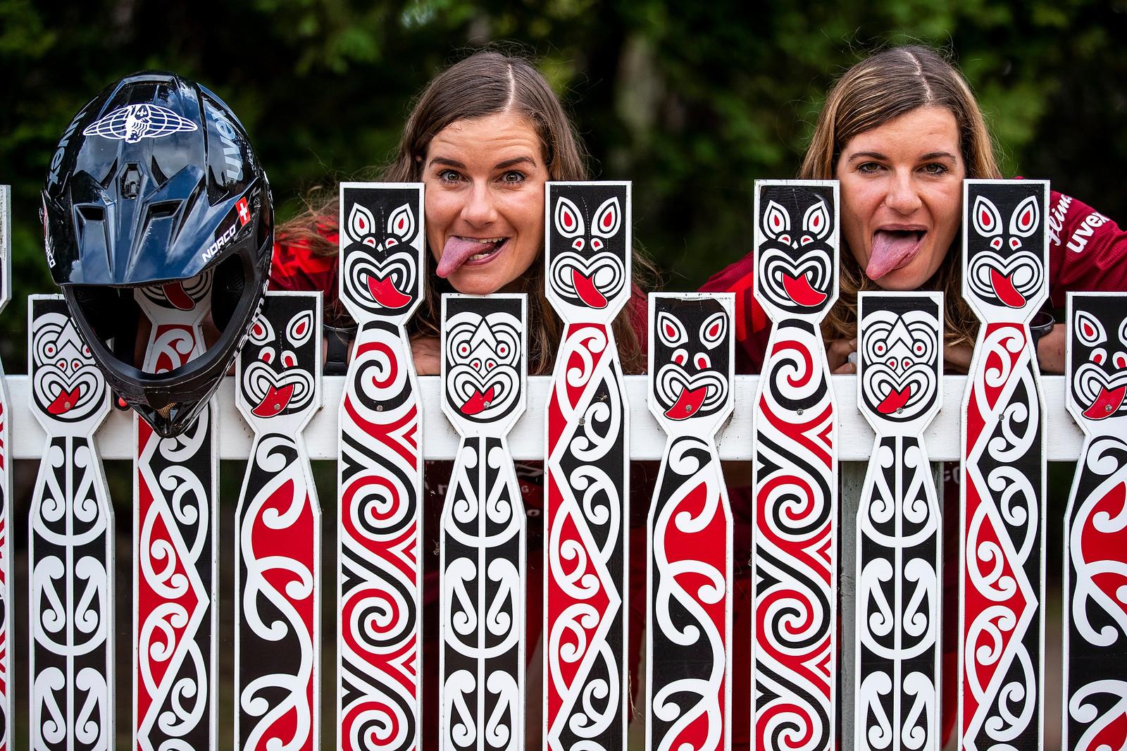 Gehrig Twins - 2019 Enduro World Series Crankworx Rotorua - Mountain Biking Pictures - Vital MTB
