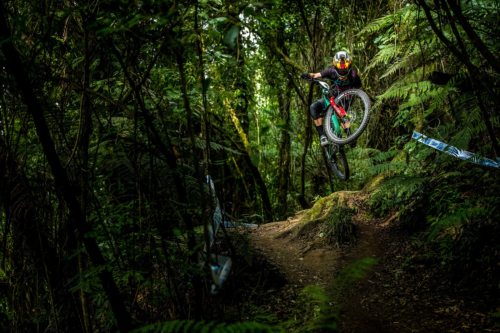 Mark Scott - 2019 Enduro World Series Crankworx Rotorua - Mountain Biking Pictures - Vital MTB