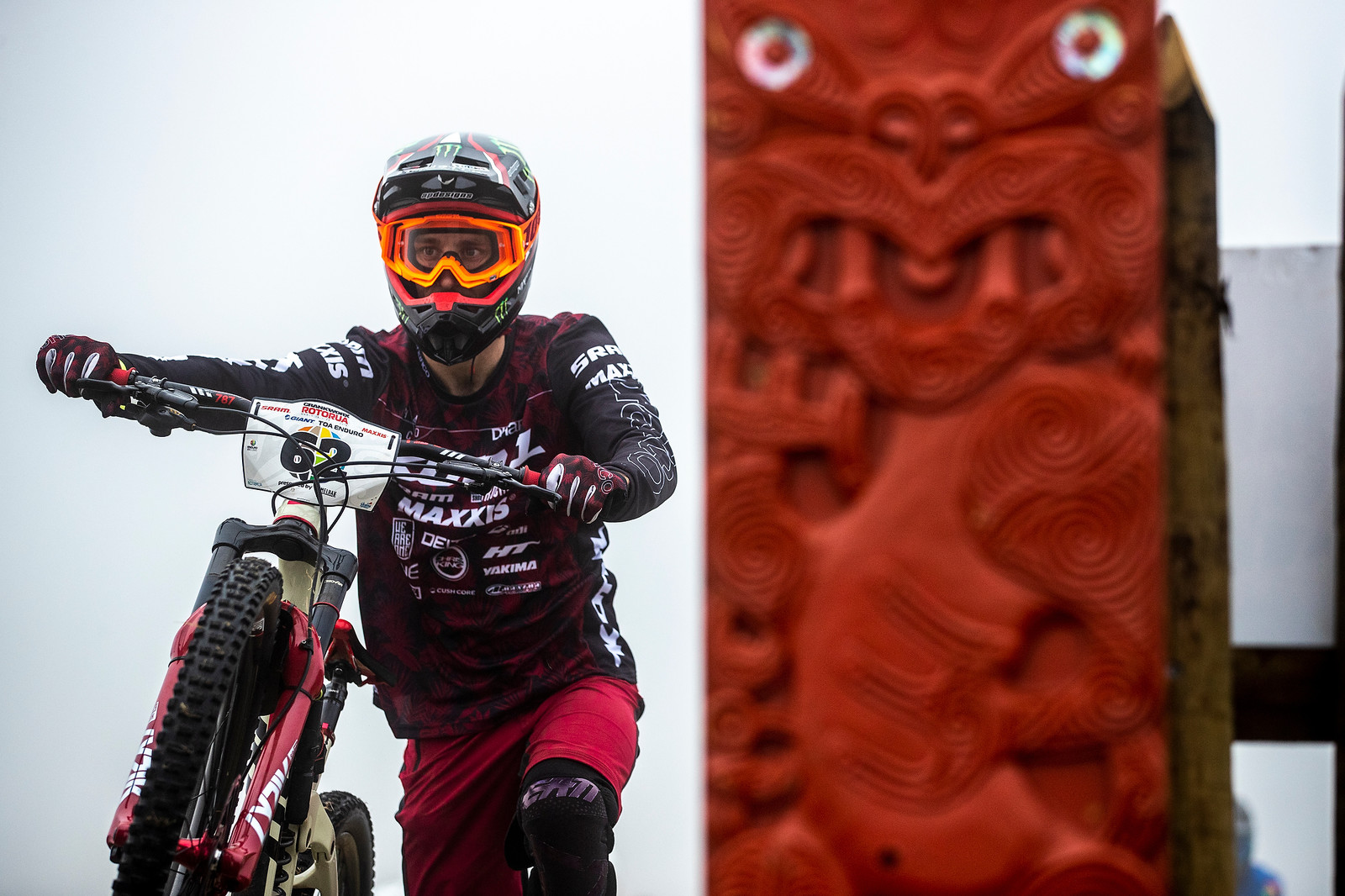 Connor Fearon - 2019 Enduro World Series Crankworx Rotorua - Mountain Biking Pictures - Vital MTB