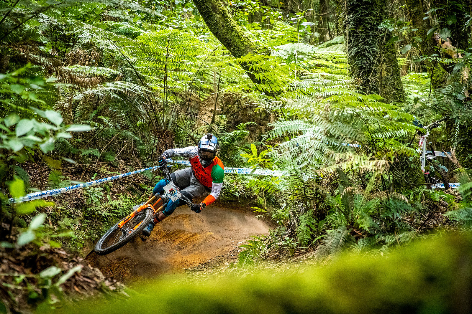 Greg Callaghan - 2019 Enduro World Series Crankworx Rotorua - Mountain Biking Pictures - Vital MTB