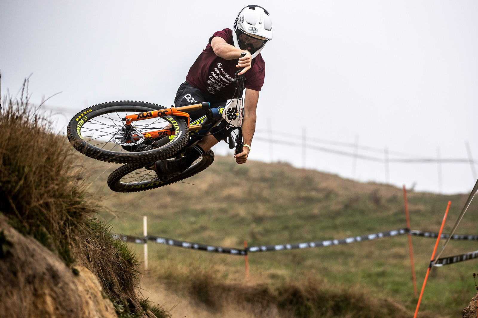 Cole Lucas - 2019 Enduro World Series Crankworx Rotorua - Mountain Biking Pictures - Vital MTB