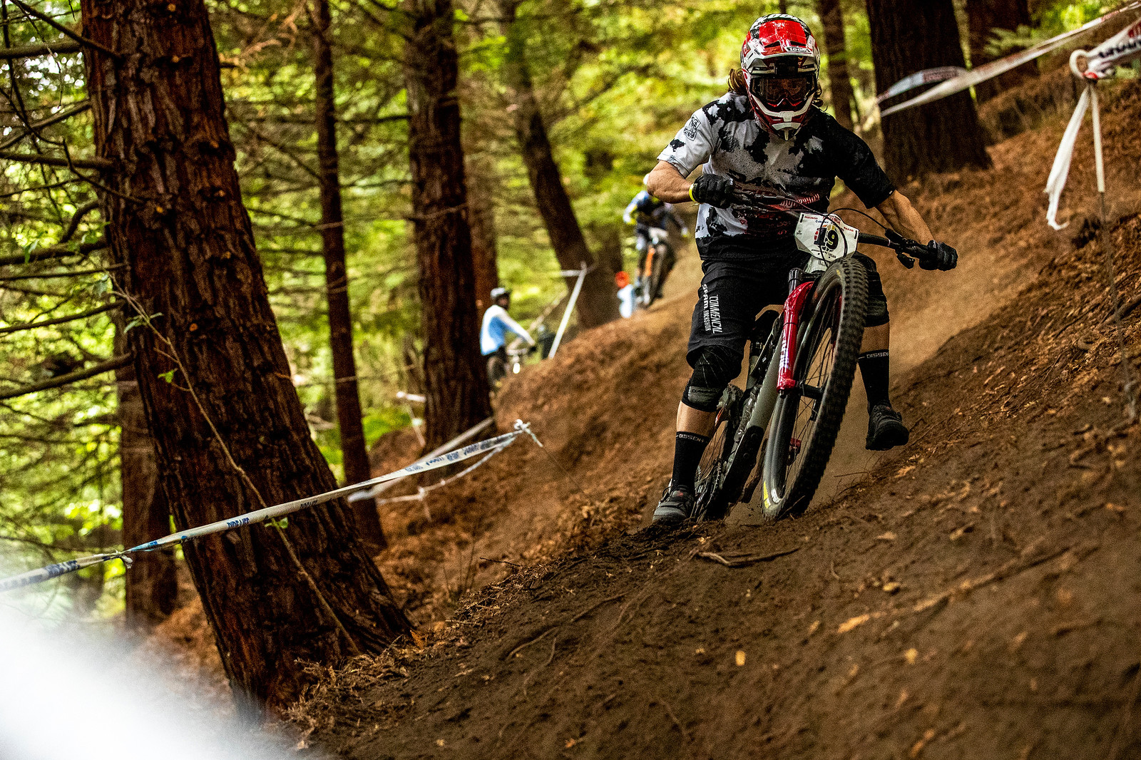 Yoann Barelli - 2019 Enduro World Series Crankworx Rotorua - Mountain Biking Pictures - Vital MTB
