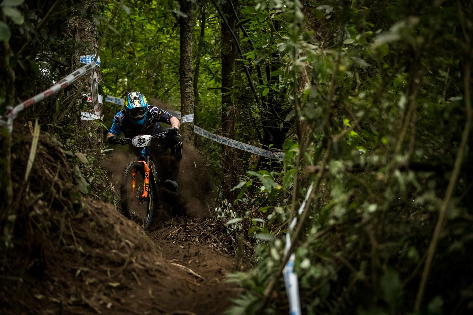 Wyn Masters - 2019 Enduro World Series Crankworx Rotorua - Mountain Biking Pictures - Vital MTB