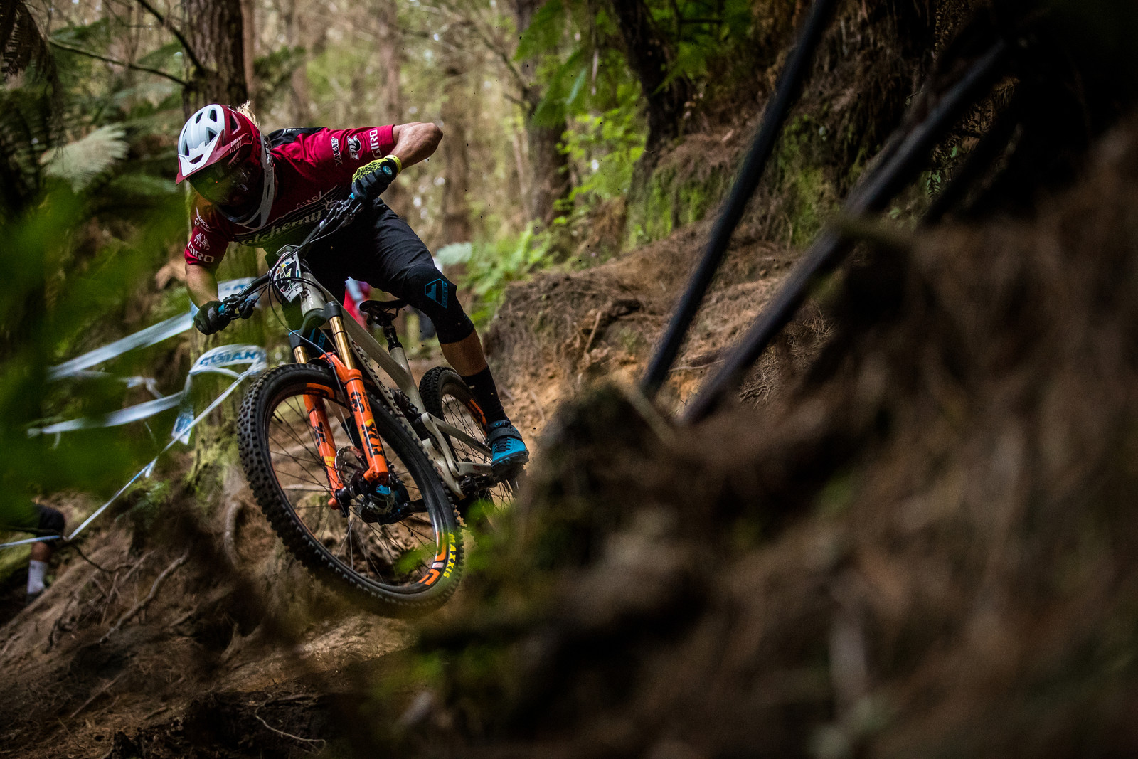 Cody Kelley - 2019 Enduro World Series Crankworx Rotorua - Mountain Biking Pictures - Vital MTB
