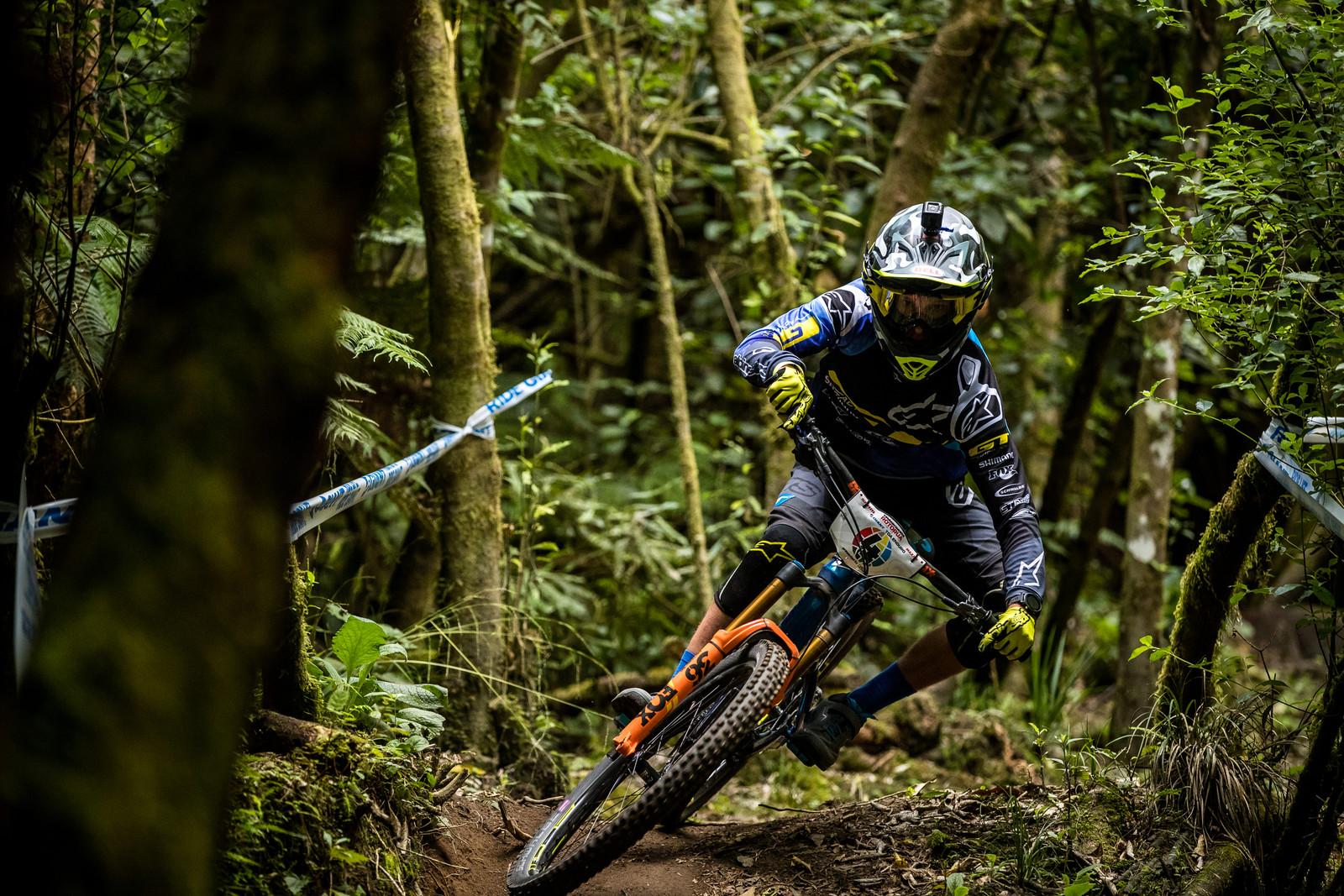 Martin Maes - 2019 Enduro World Series Crankworx Rotorua - Mountain Biking Pictures - Vital MTB
