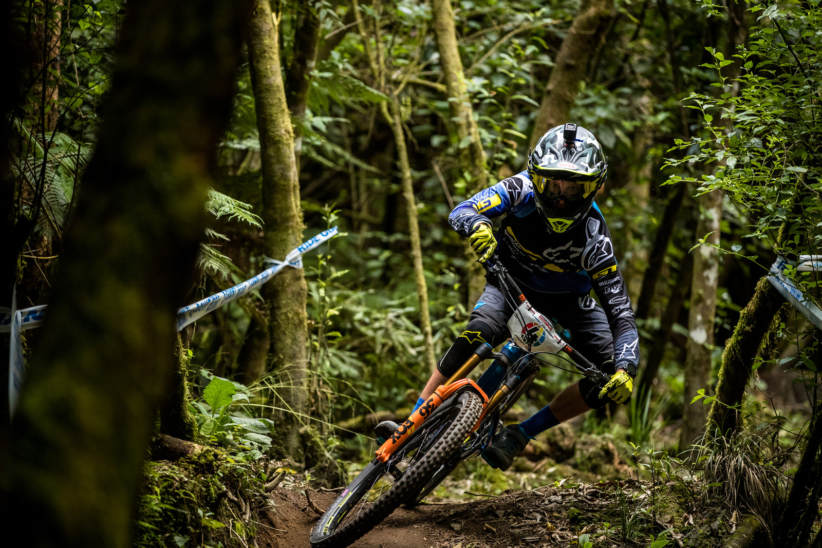 Martin Maes - 2019 Enduro World Series Crankworx Rotorua - Mountain Biking Pictures - Vital MTB